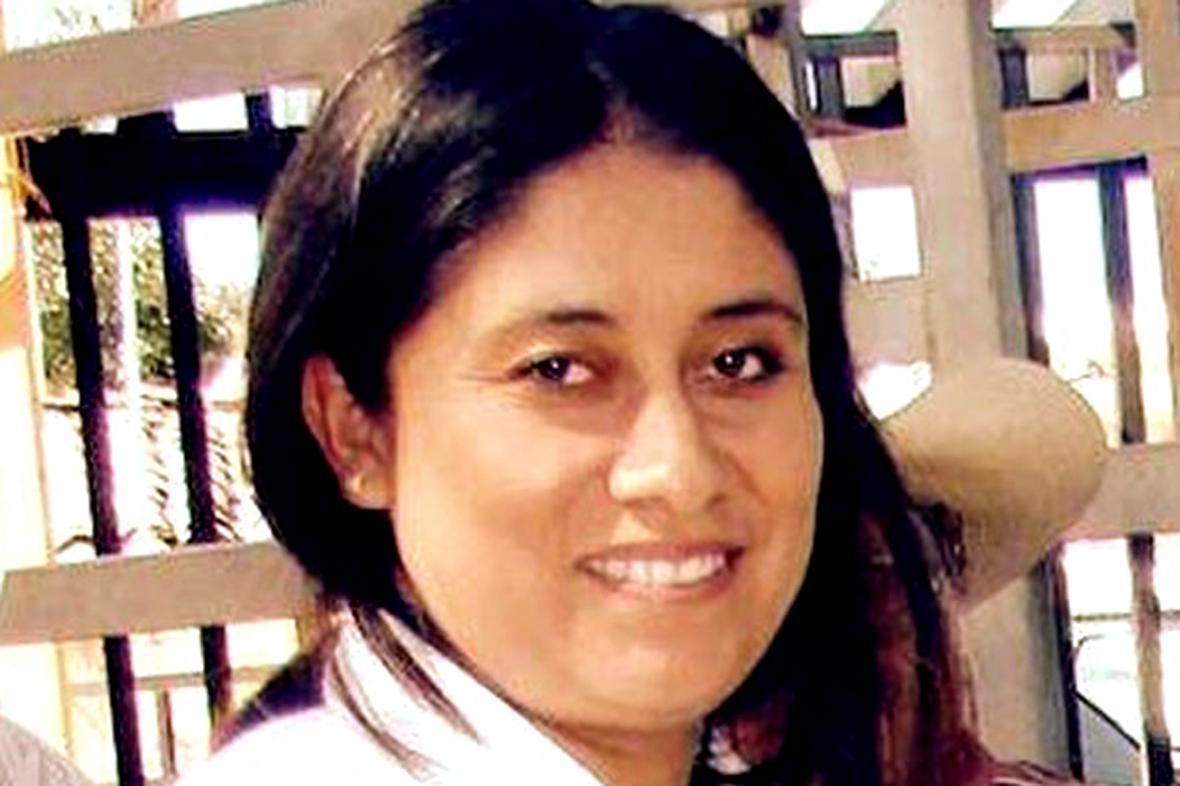 Zavražděná mexická politička Aide Nava