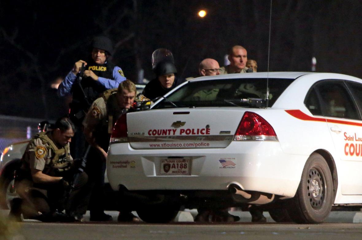 Střelba ve Fergusonu