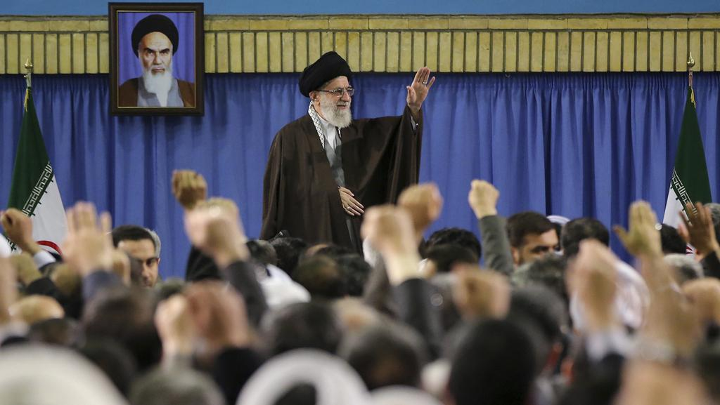 Ajátolláh Chameneí