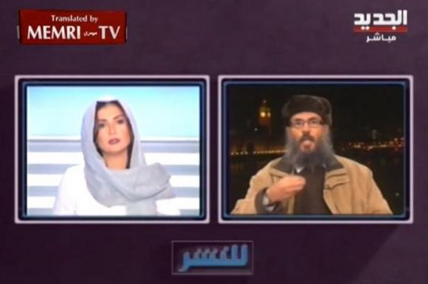 Rima Karaki v rozhovoru s Hanim Al-Sebaiem