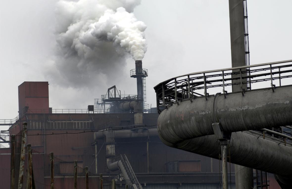 Ocelárna Vítkovice Steel
