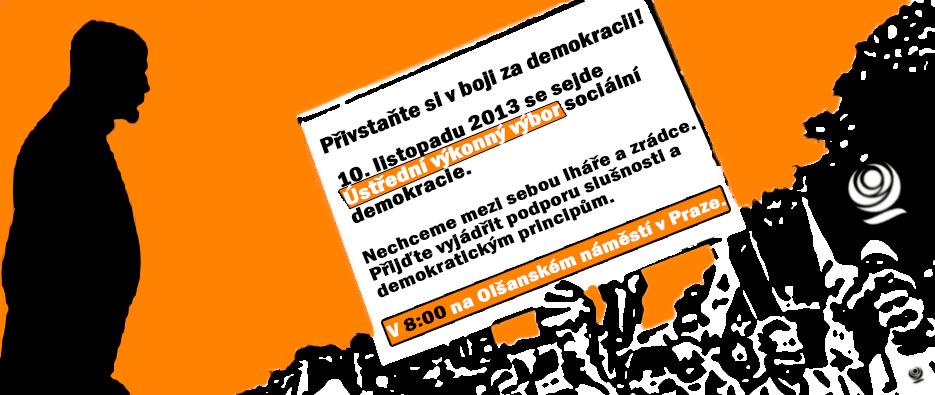 Po Lánské schůzce se zvedla podpora Bohuslava Sobotky i na sociálních sítích