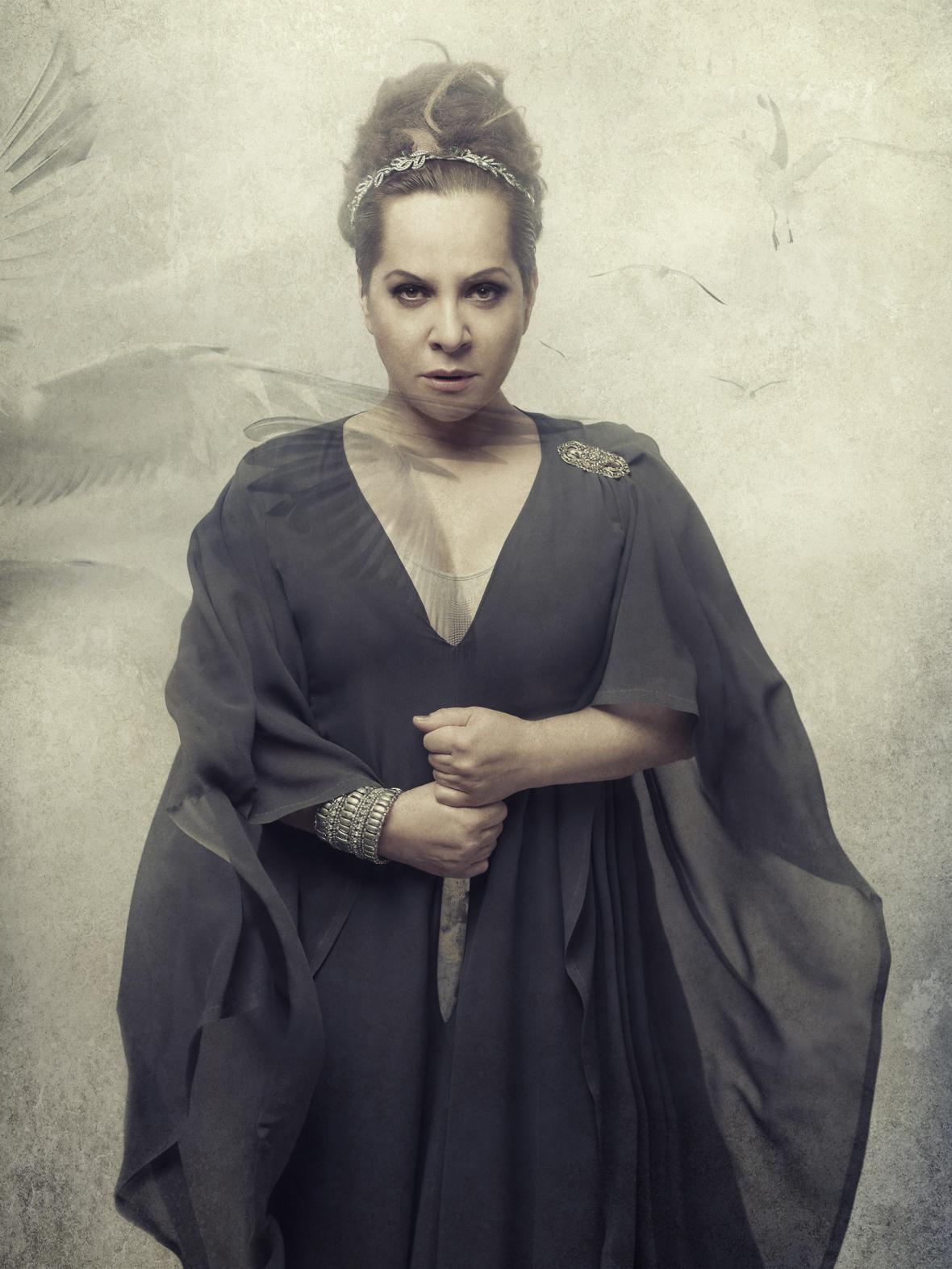 Dagmar Pecková / z alba Hříšnice
