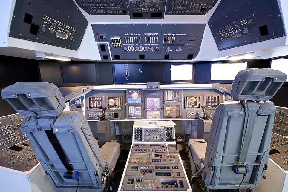 Výstava Gateway to Space (Brána do vesmíru)