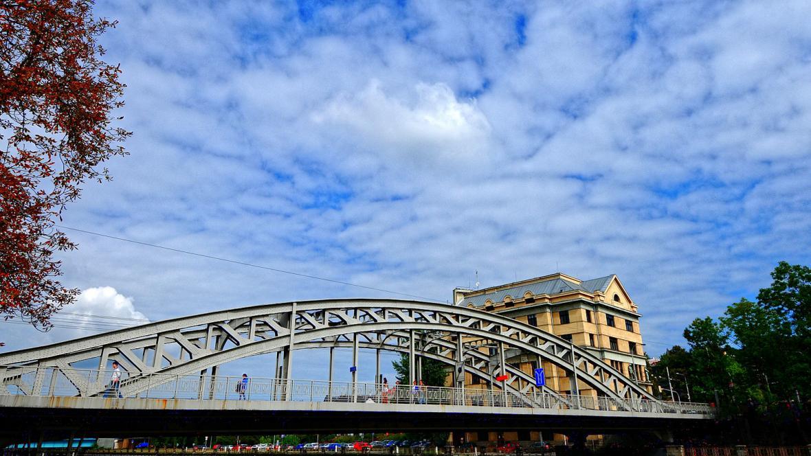 Ostrava - Most Miloše Sýkory