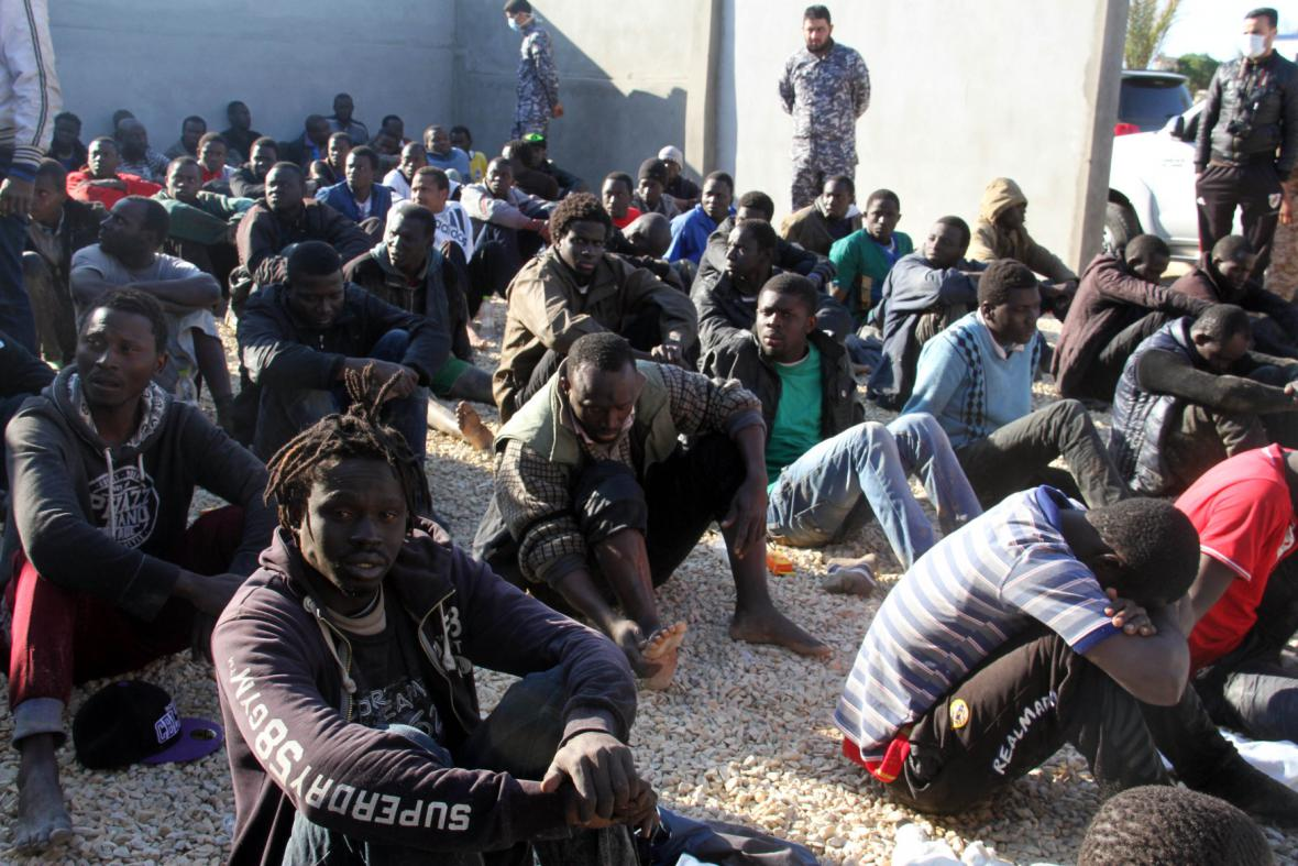 Ilegální imigranti