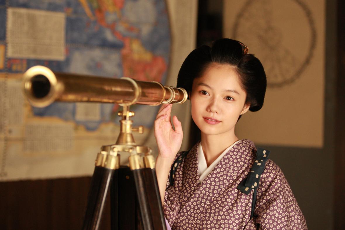 Šógunův astronom