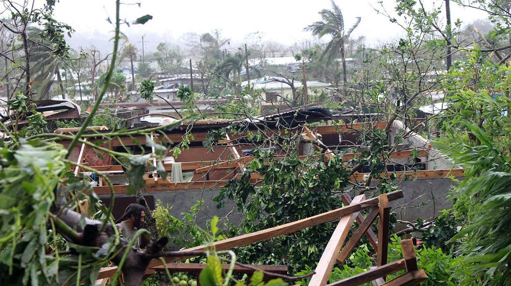Bouře zabíjela na Vanuatu