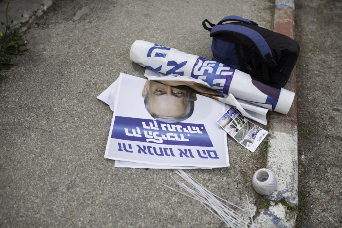 Volby v Izraeli