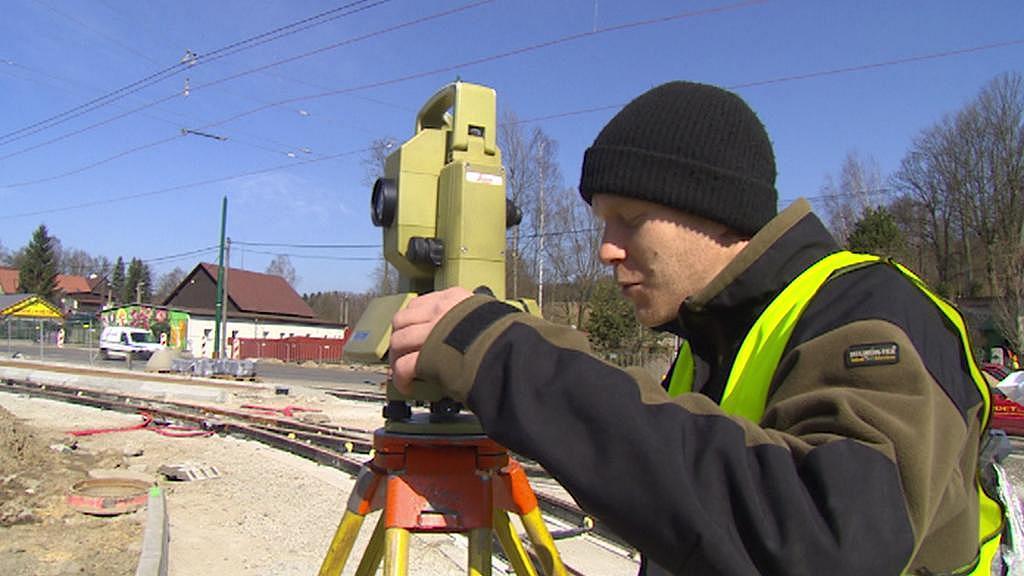 Na trati se stále pracuje, ale v provozu má být od 15. dubna