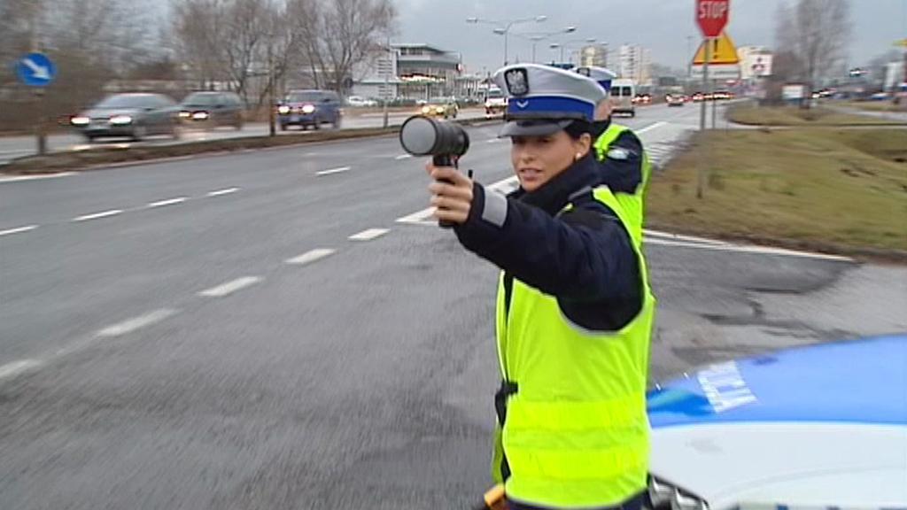 Polská dopravní policie
