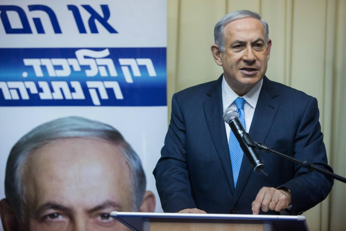 Netanjahu ohlásil