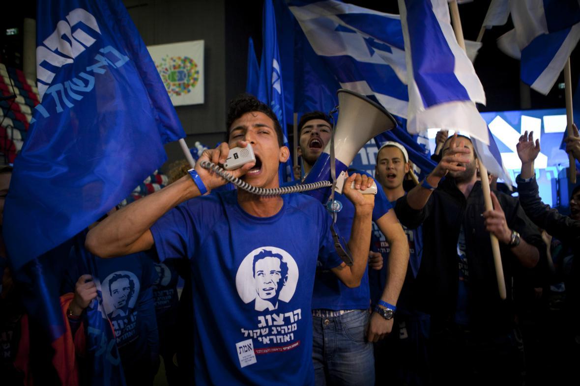 Příznivci Sionistického svazu
