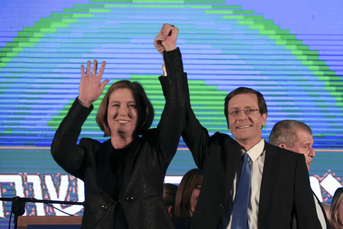 Livniová a Herzog tvrdí, že je zatím vše otevřeno