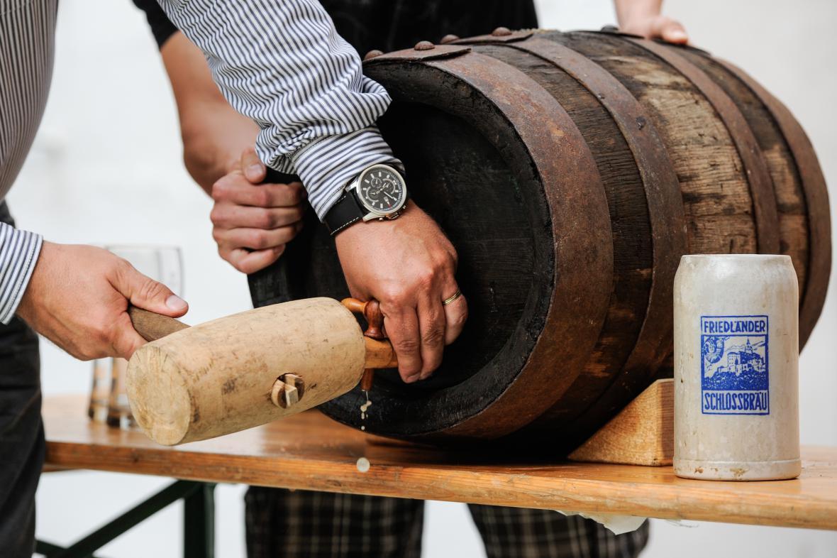 Ve Frýdlantu otevřeli zámecký pivovar