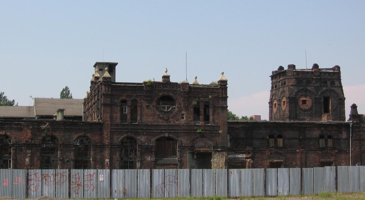Bývalá ostravská jatka