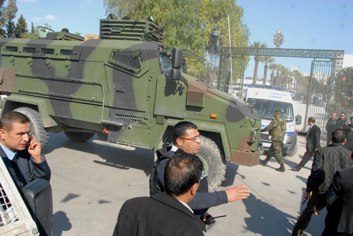 V Tunisu pokračuje vyšetřování útoku v muzeu Bardo