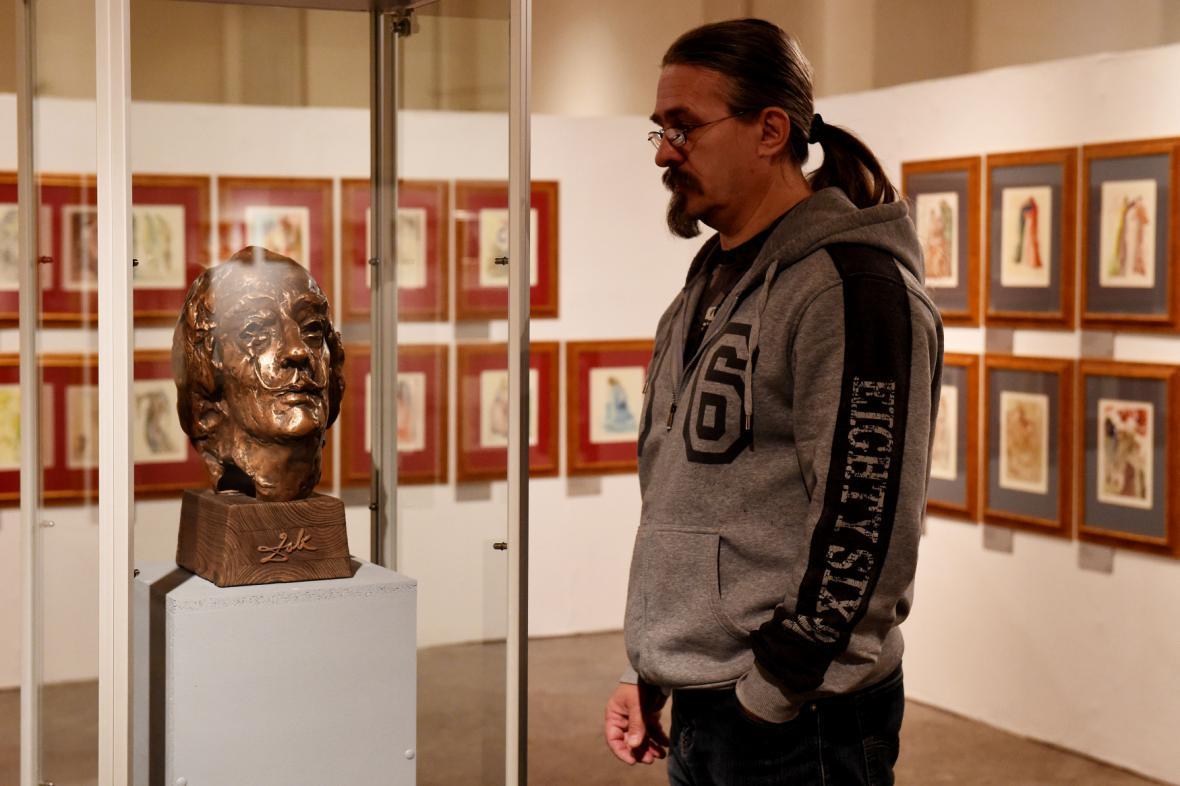 Výstava Salvadora Dalího v Olomouci