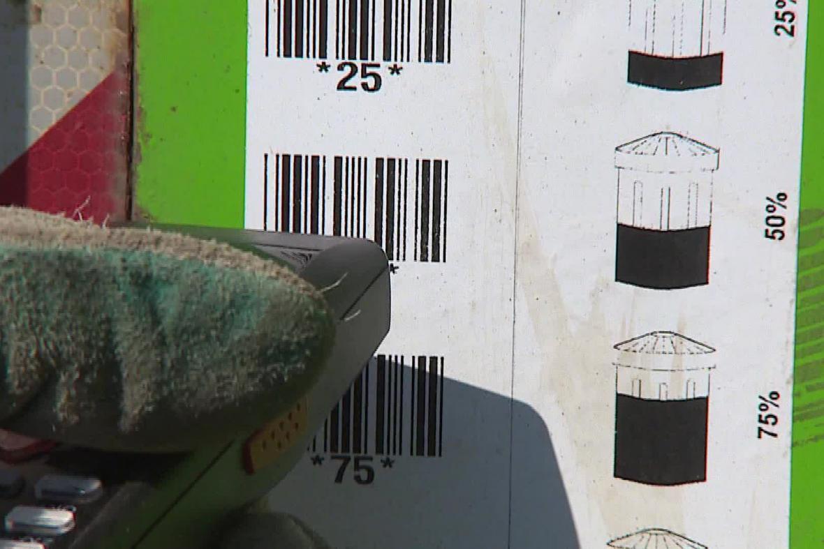 Popeláři zaznamenávají i naplněnost popelnice