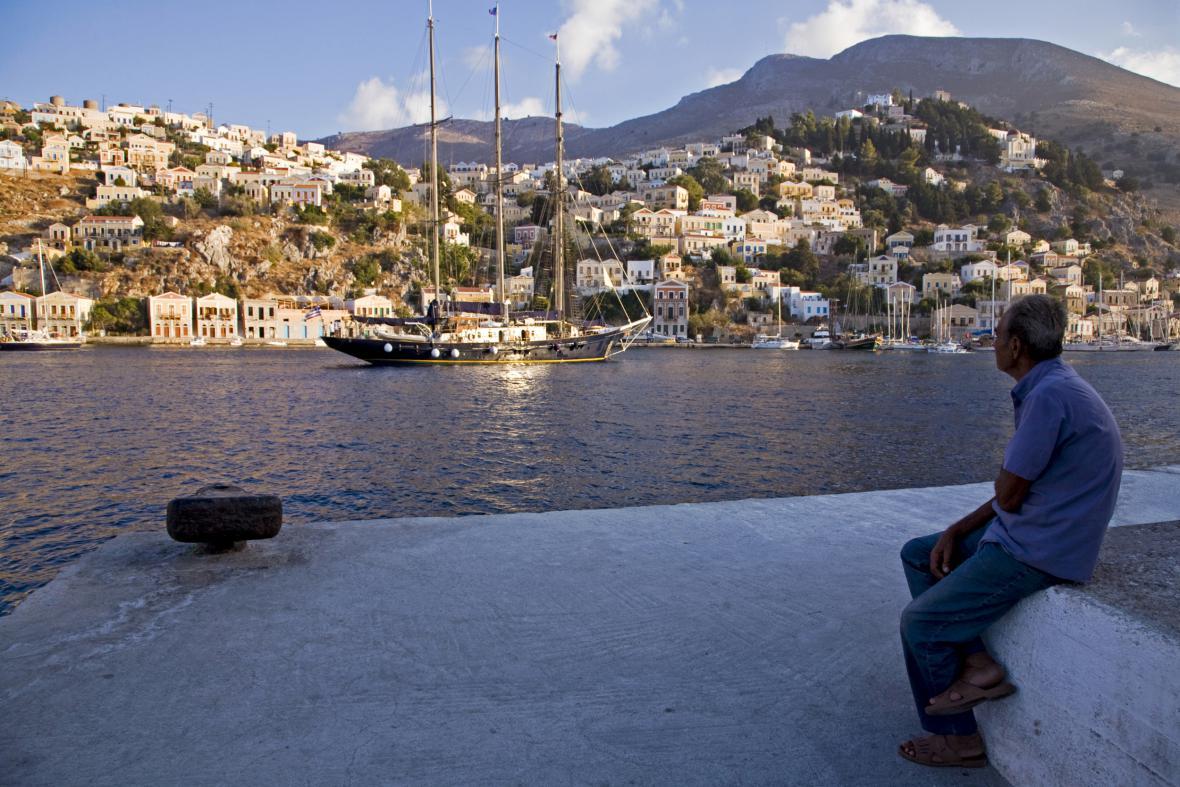 Chudí Řekové dostanou příspěvky