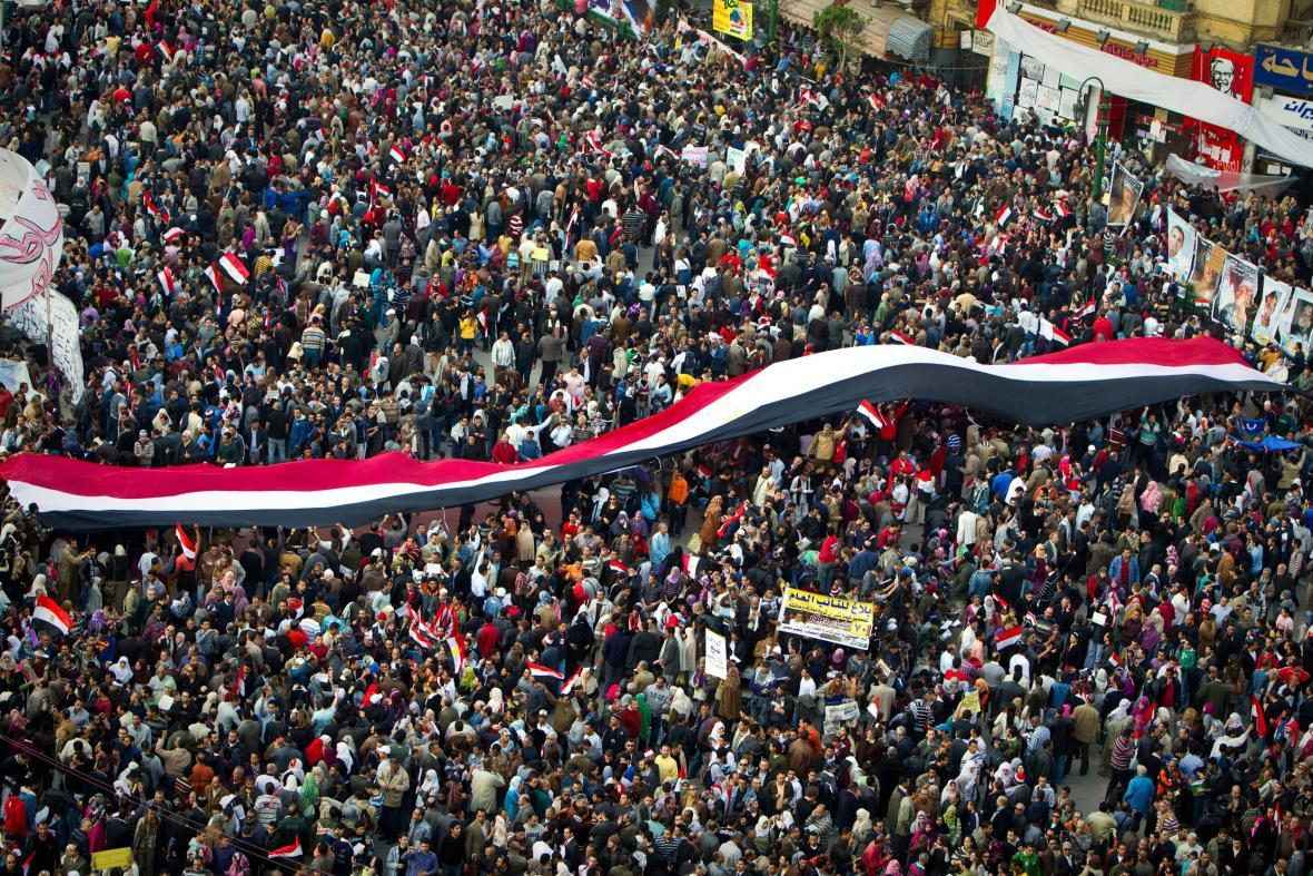 Revoluce v Egyptě v roce 2011
