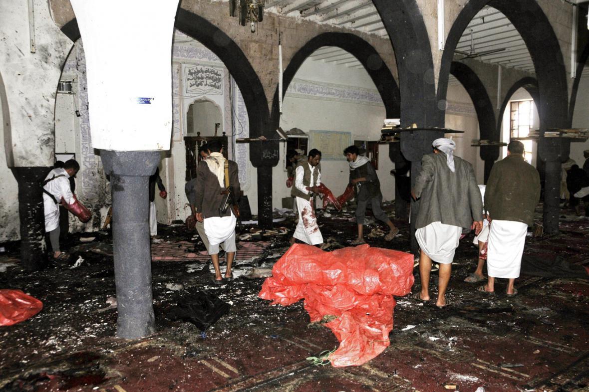 Atentát na mešitu Hašúš