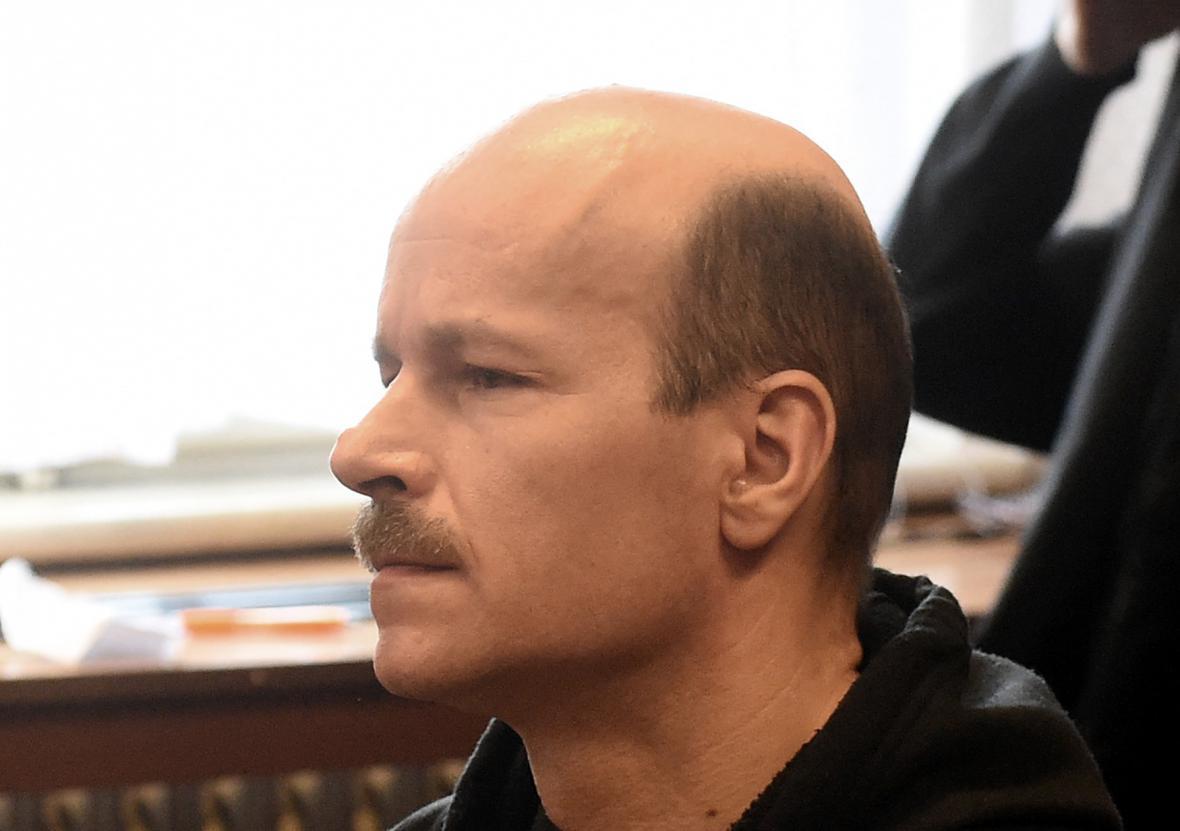 Obžalovaný Karel Velička