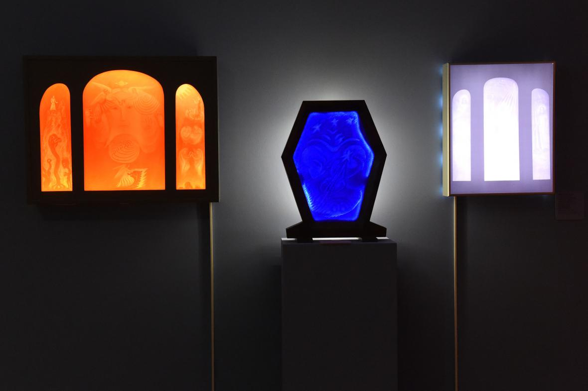 Výstava Aenigma