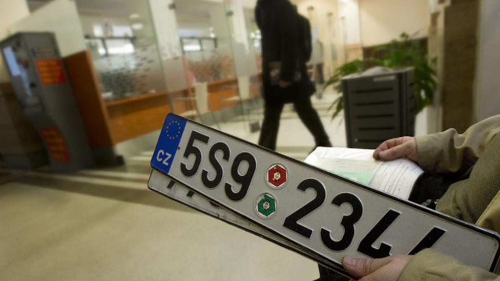 Registrační značka