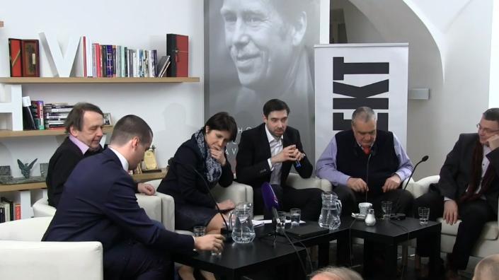 Debata s Respektem - 26. 3. 2015