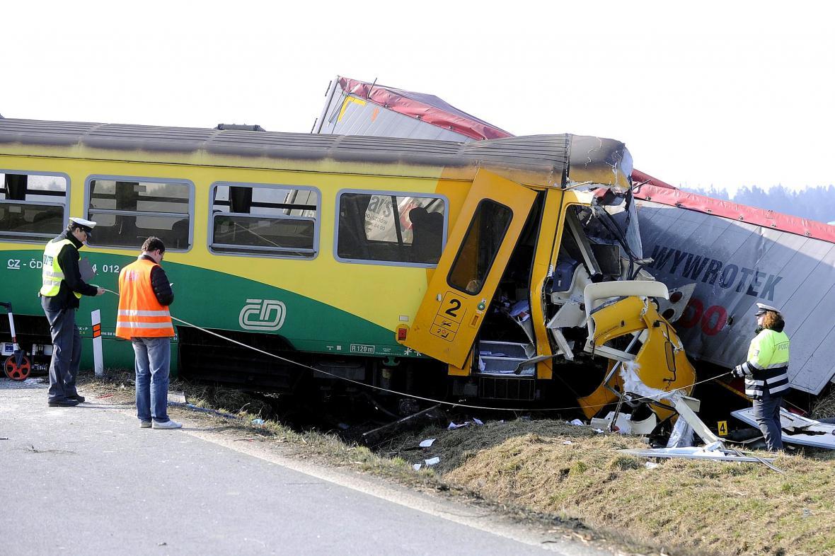 Nehoda u Obrataně