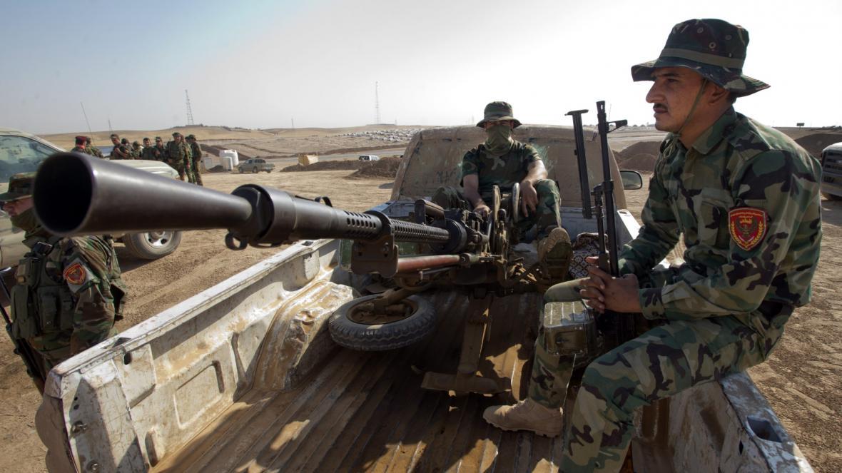 Kanaďané dosud bombardovali cíle IS v Iráku