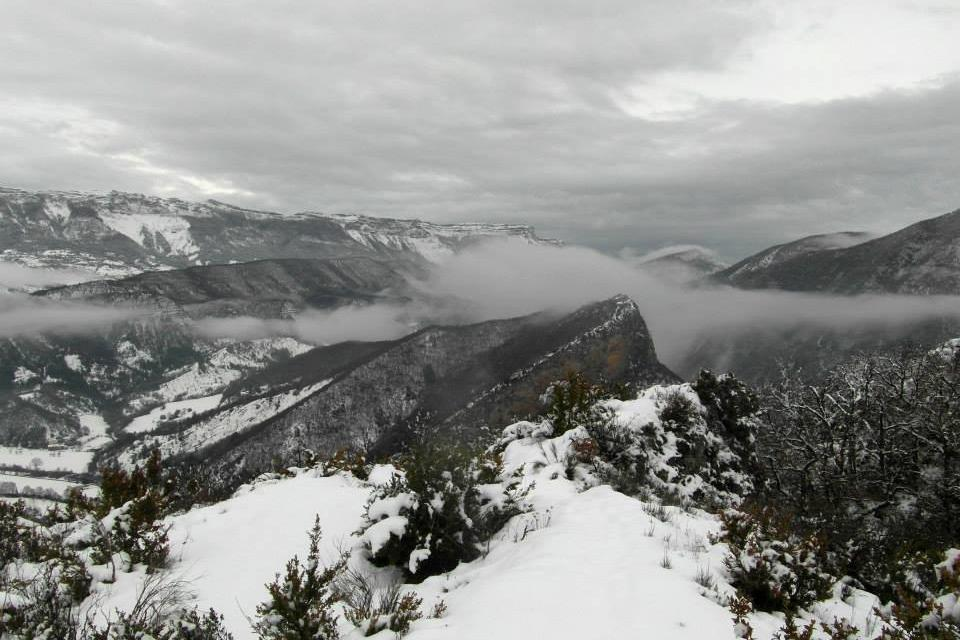 Alpy u Digne-les-Bains