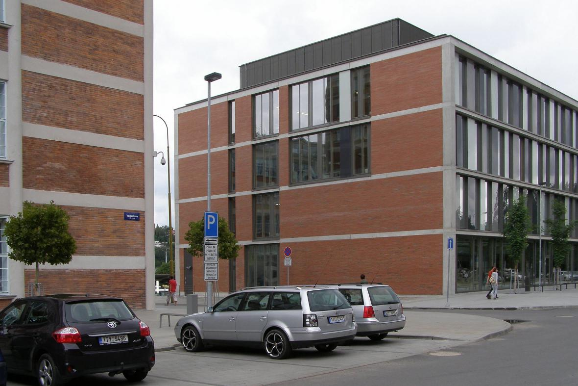 Laboratorní centrum technologické fakulty Univerzity Tomáše Bati ve Zlíně