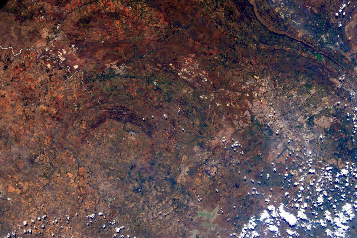 Kráter Vredefort