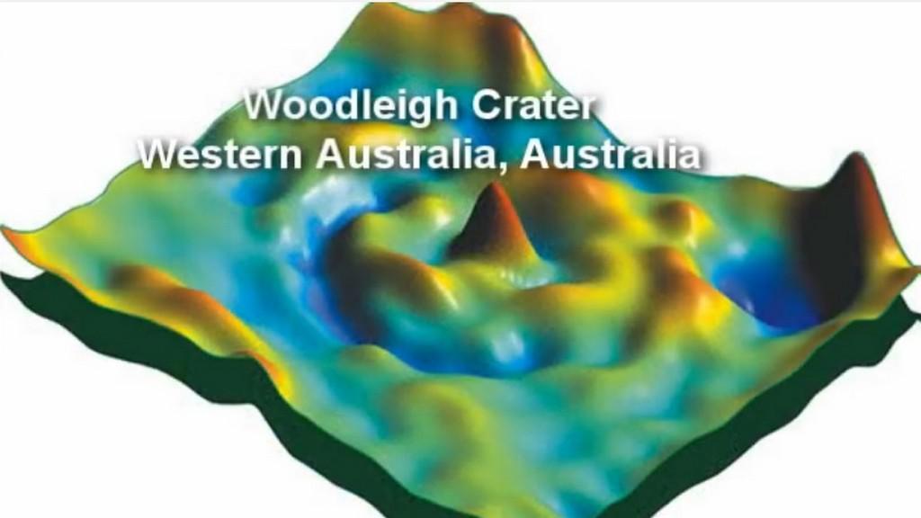 Kráter Woodleigh