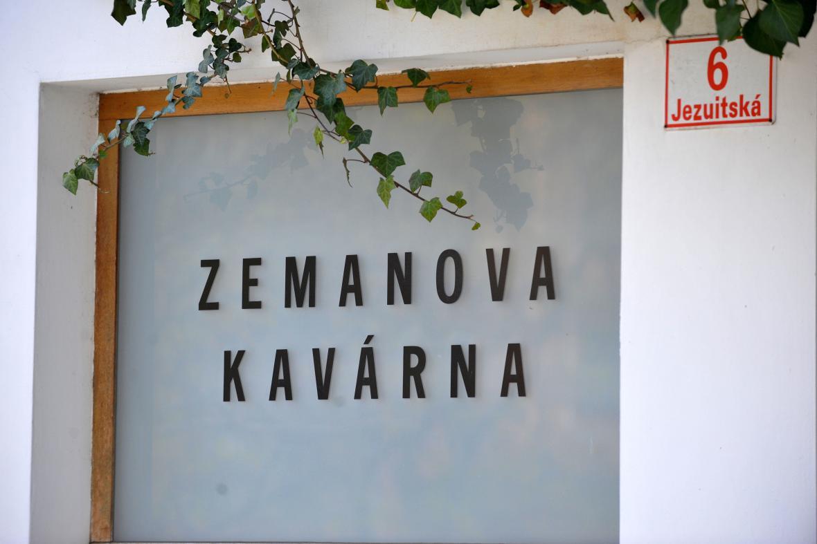 Zemanova kavárna (1925 – 1926)