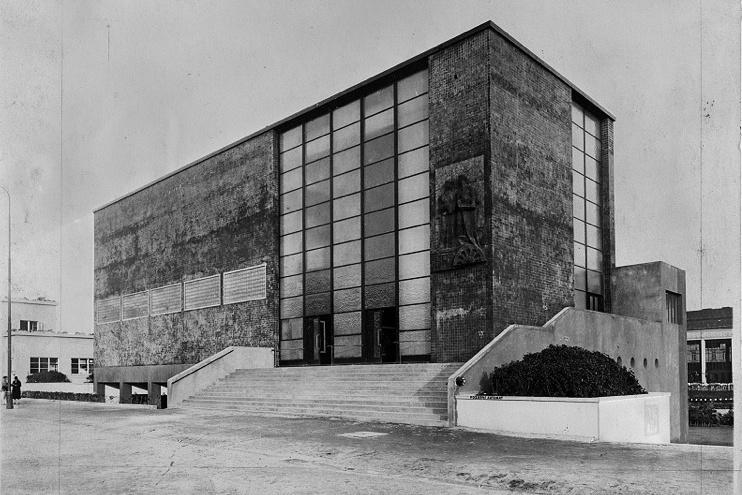 Pavilon města Brna (1927 – 1928)