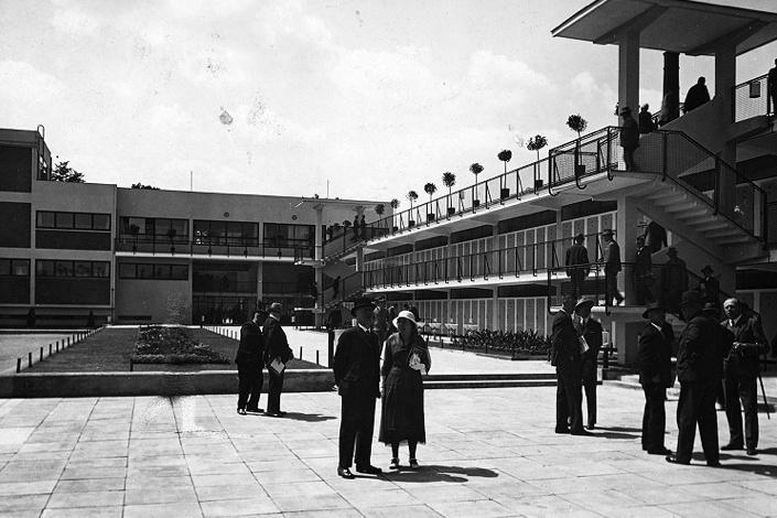 Městské lázně v Zábrdovicích (1929 – 1931)