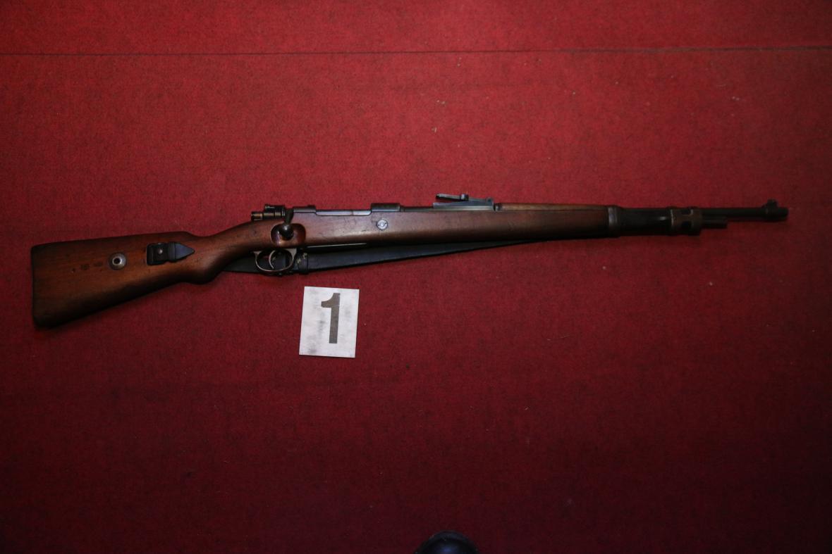 Opakovací kulová puška