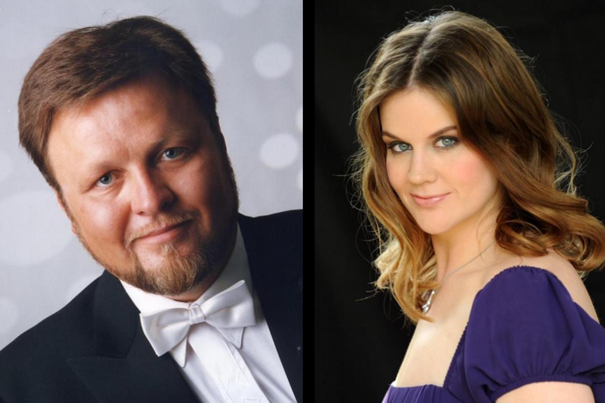 Oleg Bryjak a Maria Radnerová