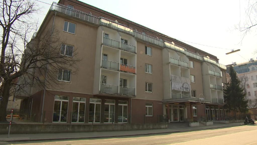 Hotel Magdas je jen kousek od centra Vídně