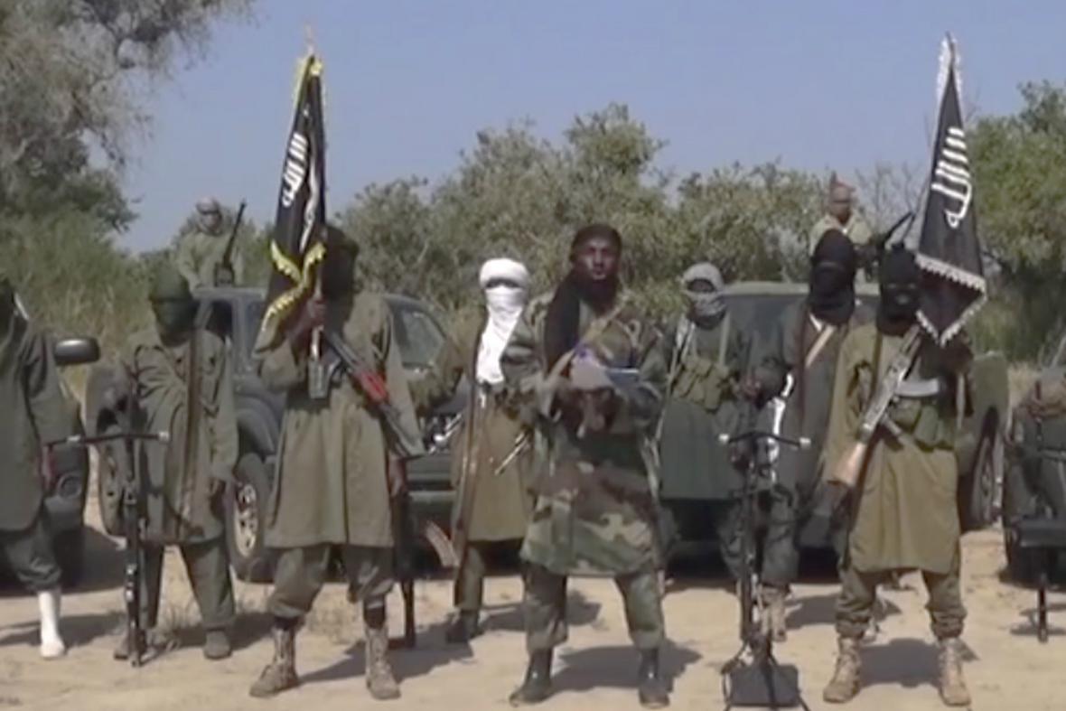 Bojovníci Boko Haram