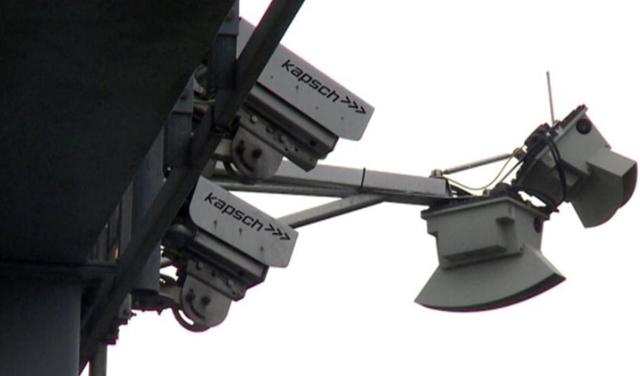 Kamery mýtné brány