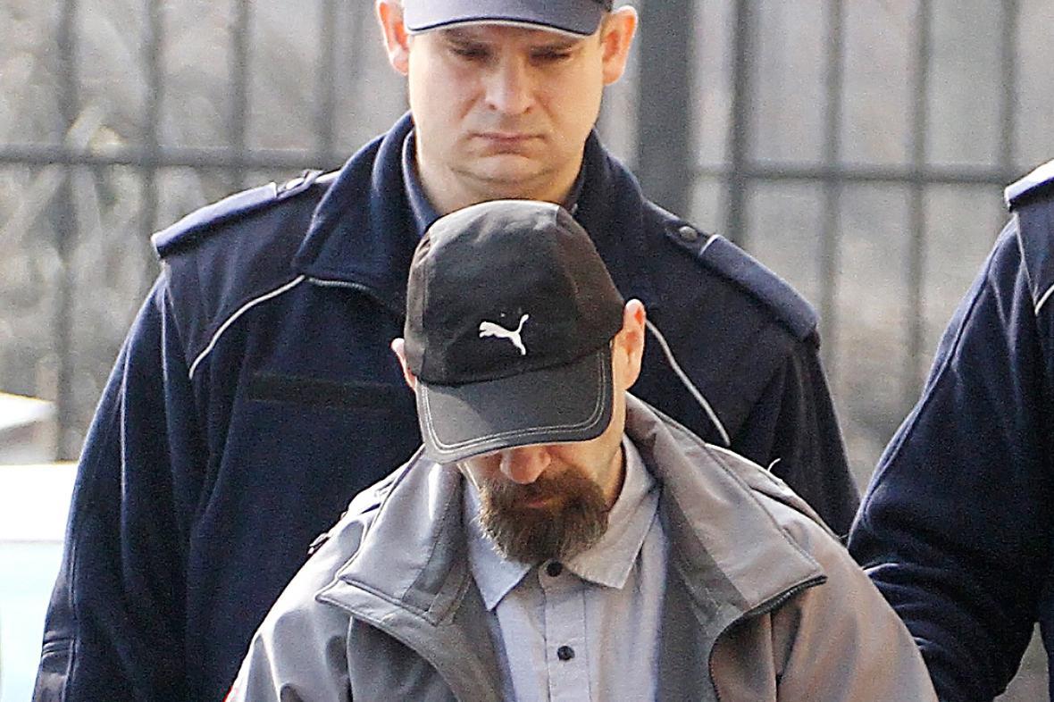 Wojciech Gil v rukou policie