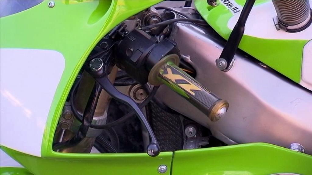 Vysoká škola báňská získala patent na motorku