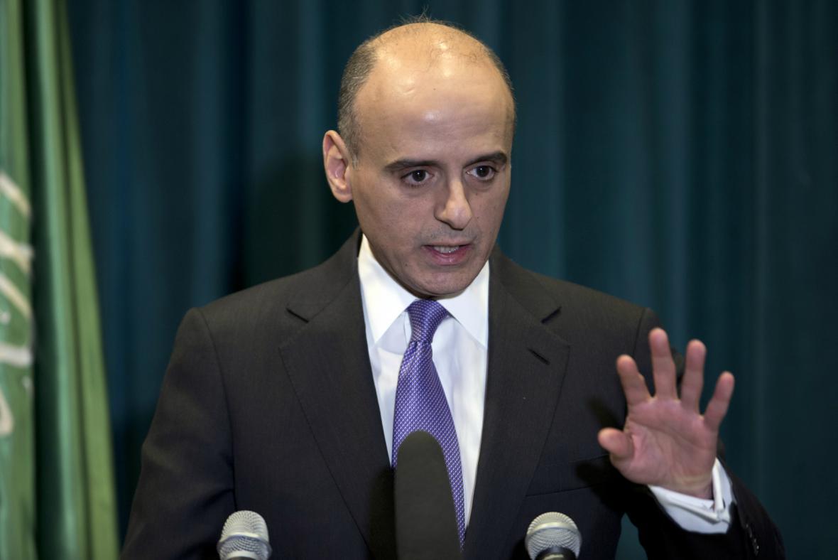 Saúdský velvyslanec v USA oznámil začátek operace v Jemenu