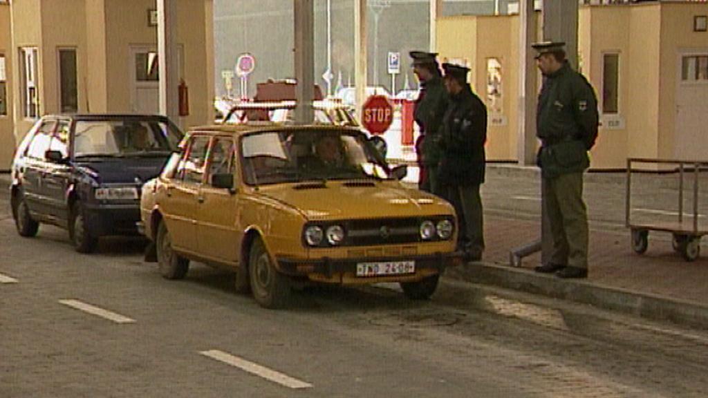 Hraniční kontroly jsou v schengenském prostoru minulostí