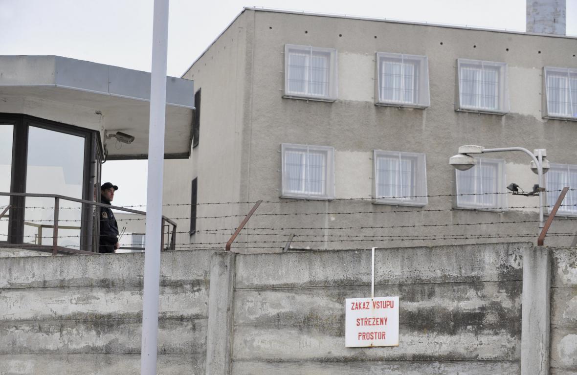 Věznice Heřmanice v Ostravě