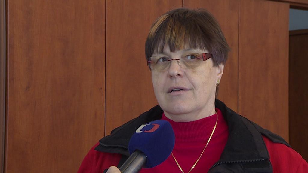 Odvolaná starostka Semil Věra Blažková